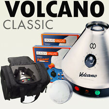 NEW Volcano Classic w/ Easy or Solid Valve + VAPECASE + Space Case