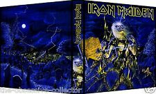 IRON MAIDEN Custom Photo Album 3-Ring Binder