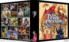 THE DARK CRYSTAL Custom Photo Album 3-Ring Binder Middle-Earth Muppet fantasy