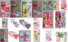 Disney Hello Kitty Despicable Me My Little Pony Girl's Character 3-Pk Underwear