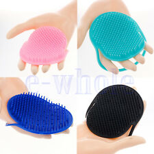 Portable Pocket Hair Brush Scalp Body Head Massage Military Hard Comb HM