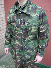British Army Soldier 95 DPM Smock Combat Jacket - Ripstop