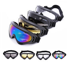 Ski Snowboard goggles Motorcycle sports riding UV protection snglasses glasses