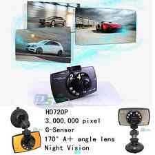 "720P 1080P 2.7"" HDMI HD LCD Night Vision Car Dash Camera Video DVR Cam Recorder"