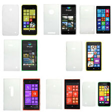 Clear Ultra Thin For Nokia Cover Protector Cover Crystal PC Hard Case Skin