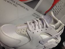 Nike Air Huarache Triple White 634835 106 Women Sizes