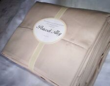 $755 New Peacock Alley 550TC 100% Cotton Sateen XDEEP Sheet Set Queen King Beige