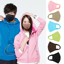 Womens Mens Mouth Face Mask Health Anti-Dust Cotton Cycling Sports Respirator