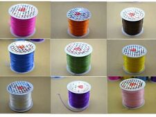 60m/Roll Strong Elastic Cords Stretchy crystal beading Thread Jewelry Making