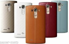 "LG G4 Dual Sim H818P 32GB (FACTORY UNLOCKED) 5.5"" QHD , 3GB RAM - Choose a Color"
