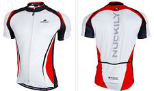 Red Cycling outdoor sports Jersey Quick Dry Breathable Clothing Bike Size M-2XL
