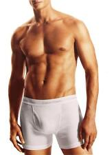 NEW MEN'S CALVIN KLEIN CK 3 PACK UNDERWEAR TRUNK BOXER BRIEFS WHITE