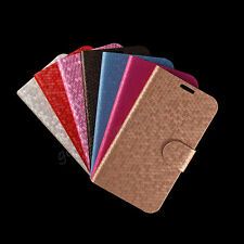 Luxury Leather Card Wallet Cover Case Shell For Samsung Galaxy S III S3 I9300