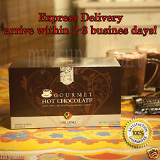 2x Organo Gold Hot Chocolate Ganoderma Lucidum Extract FREE 2 sachets OG Samples