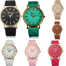 Fashion Geneva Casual Watch Womens Watch Analogue Quartz Wrist Watch Dress Watch