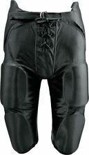 Martin Youth/JR 7pc Integrated Padded Game Football Pants Black (NEW) Retail $39
