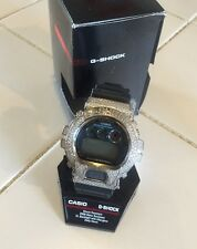 Casio G shock Diamond Bling Iced Out  Watch. 100% Authentic