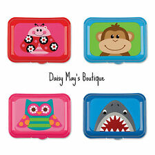Stephen Joseph Snack Boxes for Kids - Lunch Container for Boys & Girls