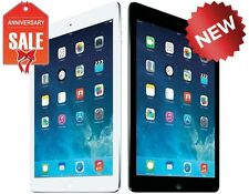 Apple iPad Air 1st Gen 16GB WiFi 9.7in Retina Space Gray Black or White & Silver