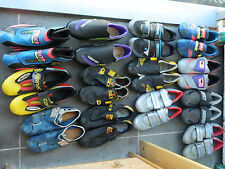 Vintage Good Used Condition Cycling shoes road bike VARIOUS SIZES Sidi Vittoria