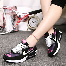 New Men Women couples Casual Breathable Sport Sneakers Running Flats Shoes T92