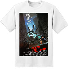 John Carpenters Escape From New York Movie Poster T Shirt  (S - 3XL) Huge Print!