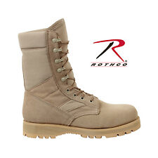 5257 Rothco G.I. Type Sierra Sole Tactical Boots - Desert Tan