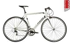 NEW 2015 REID OSPREY Flat Bar Road Bike 16Spd Shimano Claris Sti + Carbon Forks