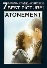 Atonement DVD movie movies video videos romance love romantic