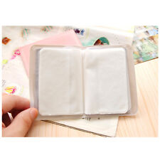 Women Girls Bowknot Business ID Credit Cute Card Pocket Bag Wallet Holder Case