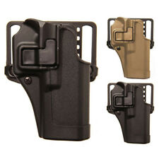 Blackhawk Serpa CQC Concealment Holster w/Belt & Paddle Attachments