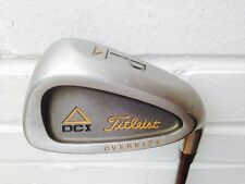 Titleist DCI Oversize Pitching Wedge w/Titleist graphite regular flex shaft