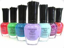 KleanColor Nail Polish - 15mL/0.5oz Collection 1 - CHOOSE ONE or COMBO
