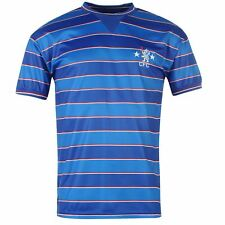 Chelsea FC 1984 Home Jersey Mens Score Draw Royal EPL Football Soccer