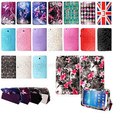 "NUOVO in Pelle Stand Custodia Cover per Samsung Galaxy Tab 2 7.0 "" / 10,1"" Pollici Tablet"