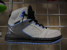 AUTHENTIC NIKE JORDAN SIXTY CLUB SHOES / SNEAKERS 7Y WOLF GREY / UNIVERSITY BLUE