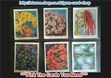 Wills Garden Flowers New Varieties (LG) 2nd Ser. 1939 *Pick The Cards You Need*