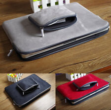 "Notebook Laptop Sleeve Case Carry Bag Cover For 13"" 11"" MacBook Air / Pro/Retina"