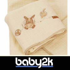 *Sale* Dormouse Dandelion Dayz Neutral Fleece Blanket Baby Nursery for Pram BN