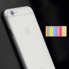 """HARD SLIM BACK CASE COVER SKIN FOR APPLE iPHONE 4s 5s 5c 6 4.7"""" &6+ Plus 5.5""""/6S"""