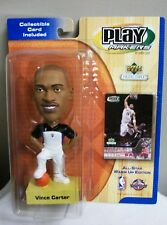 2001 UPPER DECK PLAY MAKERS VINCE CARTER BOBBLE HEAD NBA ALL-STAR WARM UP EDTN