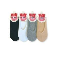 12 Pairs Women's Loafer Boat Liner Socks Basic No Show Low Cut  No Show 9-11