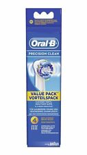 GENUINE Braun Precision Clean Oral B Electric Toothbrush Replacement Brush Heads