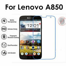 HD Ultra Clear LCD Screen Protector Film Guard Shield Cover Lot For Lenovo A850