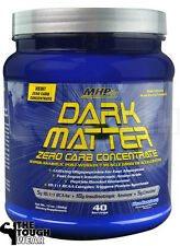 MHP DARK MATTER ZERO CARB 40 SERVINGS - 2 FLAVORS - POST WORKOUT MUSCLE GROWTH