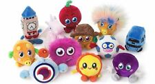 "Moshi Monsters Moshlings - Choose your 4"" Soft Toy Moshi Plush - Carte Blanche"
