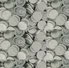 Milk Chocolate Silver Foil Covered Money 20p Twenty Pence Coins Sweets 10 - 200