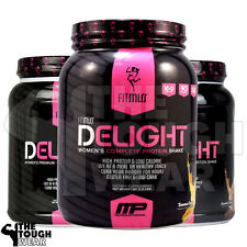 FIT MISS - DELIGHT 2lbs - 3 FLAVORS - WOMEN'S COMPLETE HIGH PROTEIN SHAKE