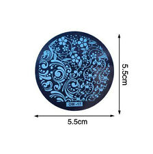 Stamping Manicure Image DIY Nail Art Image Stamp Template Tool Plate Polish