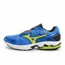 Mizuno Wave Legend [8KN-39235] Running Blue/Volt-Black